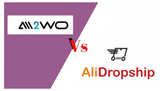 ali2woo vs alidropship
