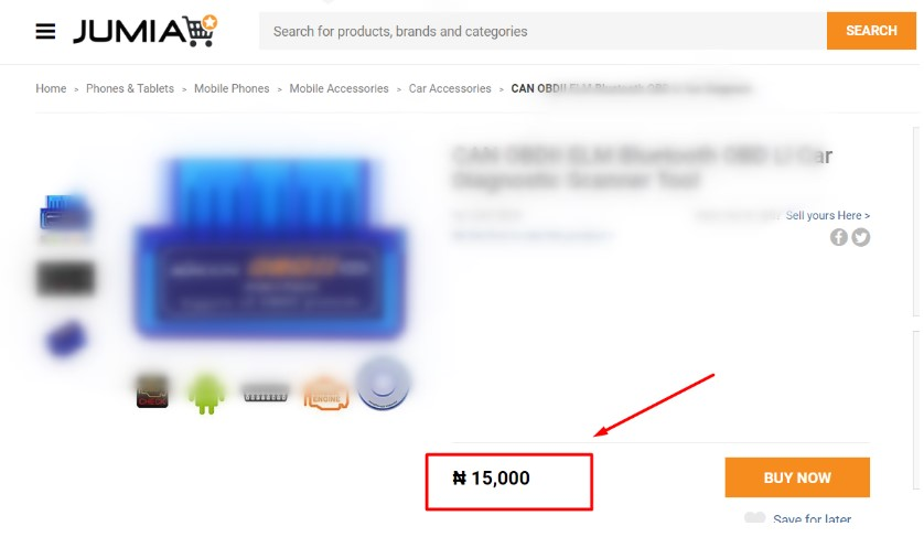 how to make money with jumia